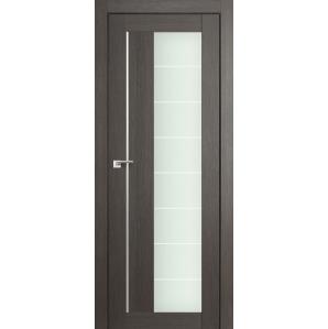 """Дверное полотно ЭкоШпон """"Стелла 09""""/ Грей 60 см"""