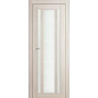 """Дверь межкомнатная """"Амати 11"""" Дуб Беленый"""