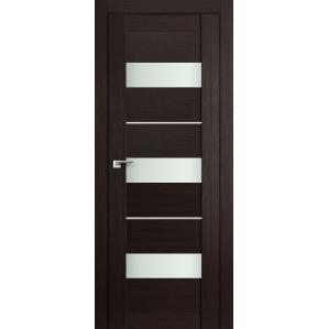 """Дверное полотно ЭкоШпон """"Стелла 12"""" Венге 70 см"""