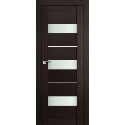 """Дверь межкомнатная """"Стелла 12"""" Венге"""