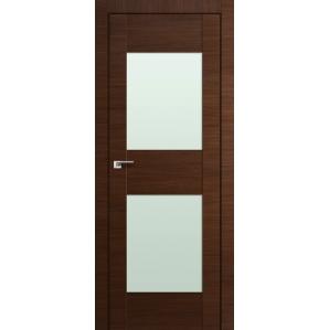 """Дверь межкомнатная """"Амати 15"""" Орех Темный"""