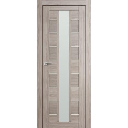 """Дверь межкомнатная """"Амати 17"""" Дуб Дымчатый"""