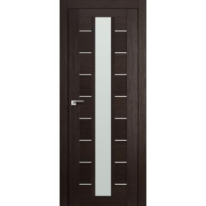 """Дверь межкомнатная """"Стелла 17"""" Венге"""