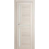 """Дверь межкомнатная """"Амати 18"""" Дуб Беленый"""