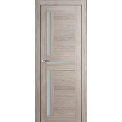 """Дверь межкомнатная """"Амати 18"""" Дуб Дымчатый"""