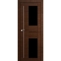 """Дверь межкомнатная """"Амати 22"""" Орех Темный"""