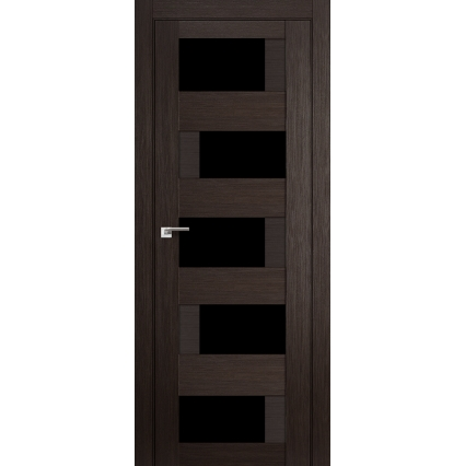 """Дверь межкомнатная """"Стелла 23"""" Венге"""