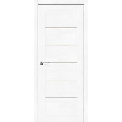 """Дверь межкомнатная """"Порта 01"""" Snow"""