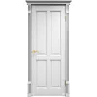 """Дверь межкомнатная """"М15"""" ПГ Белый воск"""