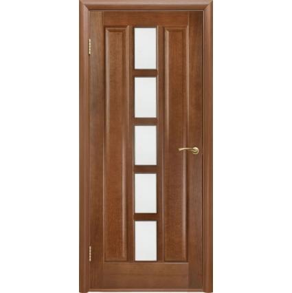 """Дверь межкомнатная """"М11"""" ПО Орех 10%"""