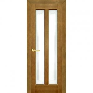 """Дверь межкомнатная """"М2"""" ПО Орех 10%"""