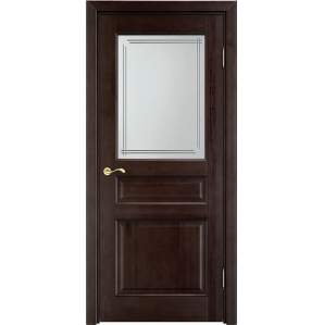 """Дверь межкомнатная """"М5"""" ПО Венге"""