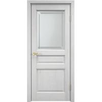 """Дверь межкомнатная """"М5"""" ПО Белый воск"""