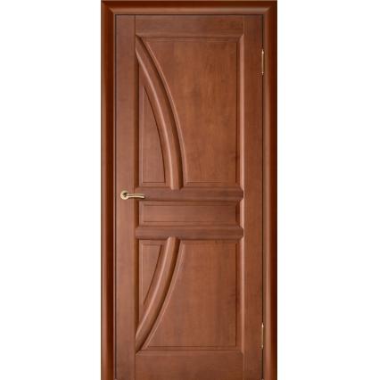 """Дверь межкомнатная """"Моне"""" Махагон"""