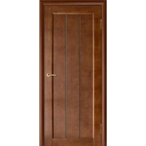 """Дверь межкомнатная """"Вега-19"""" Темный Орех"""