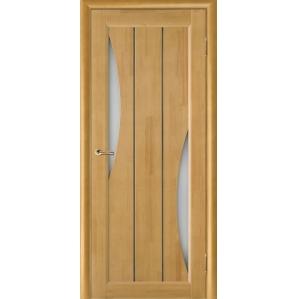 """Дверь межкомнатная """"Вега-4"""" Светлый Орех"""