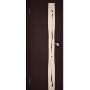 """Дверь межкомнатная """"GOLD 10"""" Венге"""