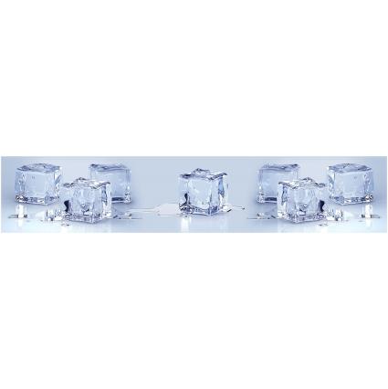 Фартук ХДФ 2800х610х6мм/ BS-017 Глянец