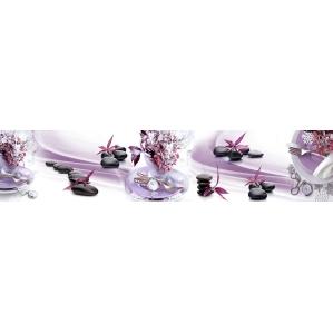 Фартук ХДФ 2800х610х6мм/ BS-183 Глянец