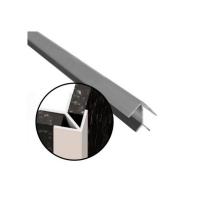 Планка угловая к фартуку 6мм (код 36168)