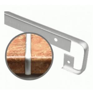 Планка Т-стык к столешнице/ 26мм (код 23547)