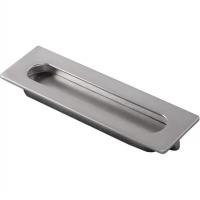 Ручка купе SN шлиф. сталь (Entro, код 61991)