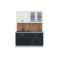 Кухня КРАФТ 1,6А (Дуб Английский/ Дуб Полярный)