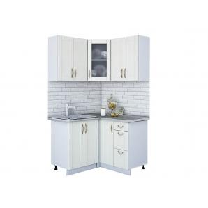 Кухня КРАФТ 1,2х1,2 (Дуб Полярный)