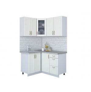 Кухня КРАФТ 1,2х1,4 (Дуб Полярный)