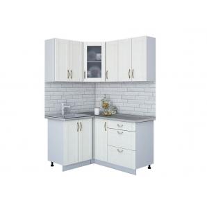 Кухня КРАФТ 1,2х1,5 (Дуб Полярный)