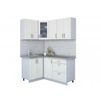 Кухня КРАФТ 1,2х1,6 (Дуб Полярный)