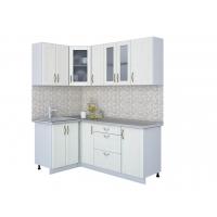 Кухня КРАФТ 1,2х1,9 (Дуб Полярный)