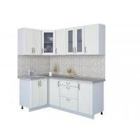 Кухня КРАФТ 1,2х2,0 (Дуб Полярный)