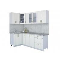 Кухня КРАФТ 1,2х2,3 (Дуб Полярный)