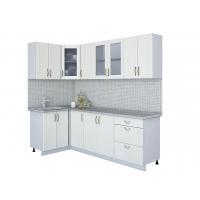 Кухня КРАФТ 1,2х2,4 (Дуб Полярный)