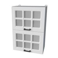 Шкаф верхний ВШ50-720-2дг(2ст)