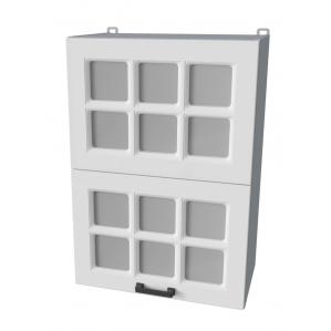Шкаф верхний ВШ50-720-2дг(2ст) Hermes