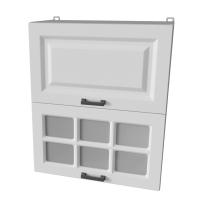 Шкаф верхний ВШ60-720-2дг(1ст)