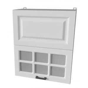 Шкаф верхний ВШ60-720-2дг(1ст) Hermes