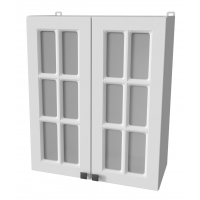 Шкаф верхний ВШ60ст-720-2дв