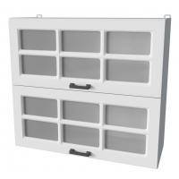 Шкаф верхний ВШ80-720-2дг(2ст)