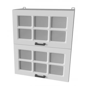 Шкаф верхний ВШС60-720-2дг(2ст)