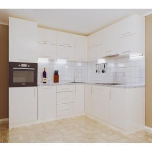 4. Кухня ПЛАСТИК 2,5х1,9м