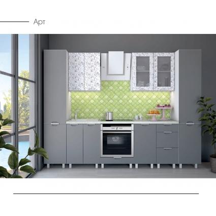 Кухня Мила АРТ