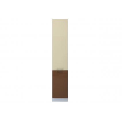 Шкаф-пенал Глосс НШП-№2-2145-40 см