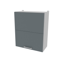 Шкаф верхний Глосс ВШ60-720-2дг