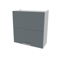 Шкаф верхний Глосс ВШ70-720-2дг