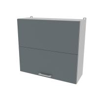 Шкаф верхний Глосс ВШ80-720-2дг