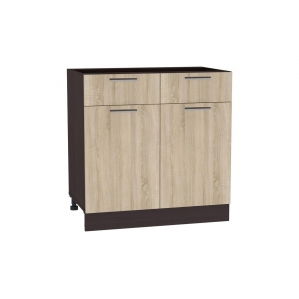 Шкаф нижний 80 см с ящиком