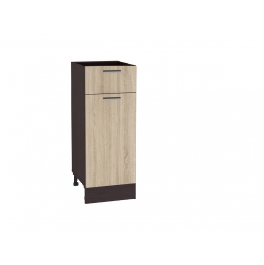 Шкаф нижний 30 см с ящиком